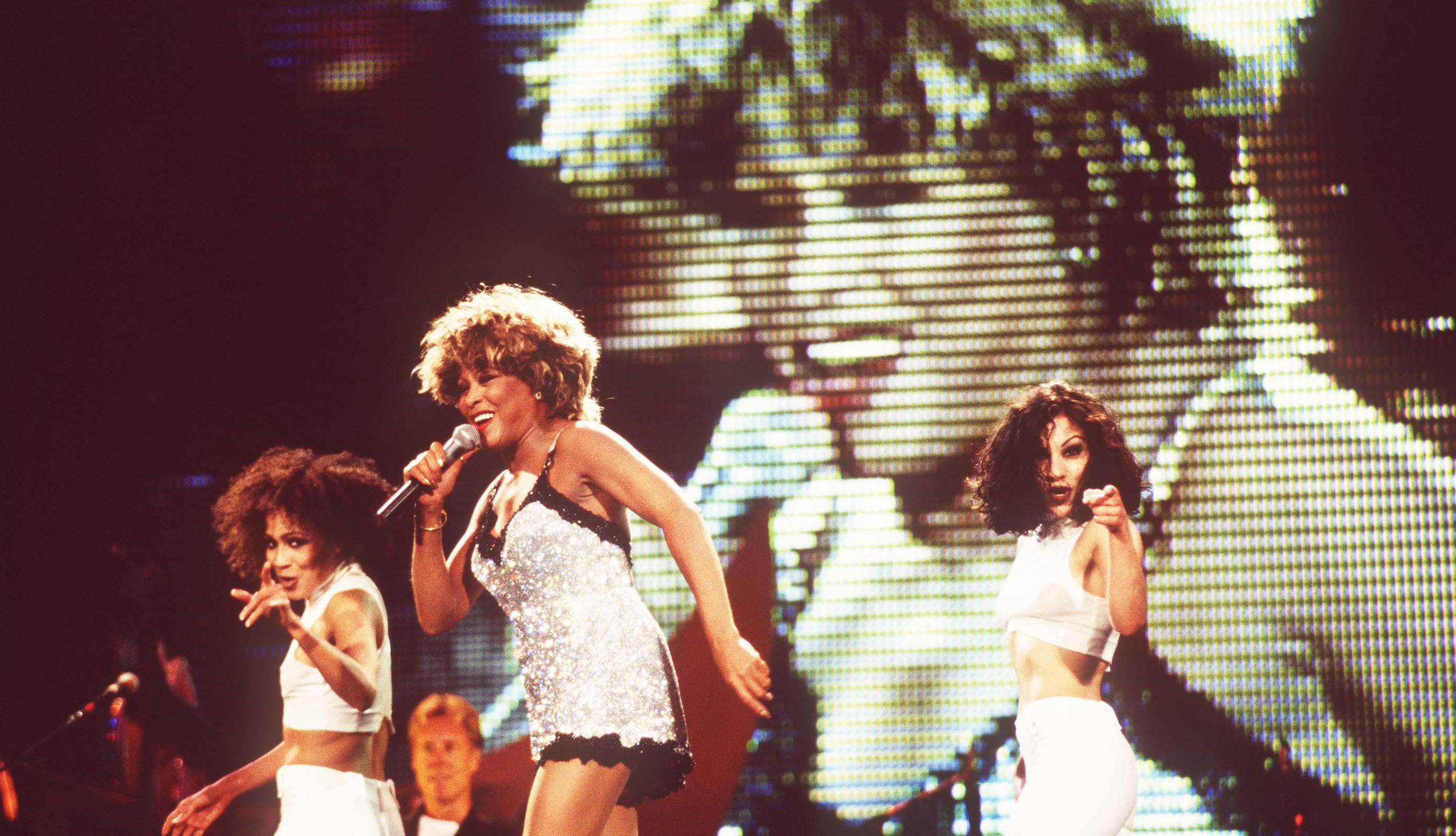 Tina Turner – One Last Time Live in Concert