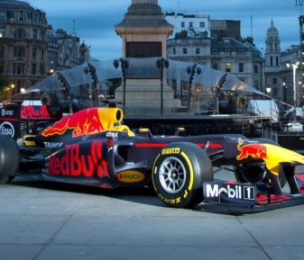 F1 – Live in London